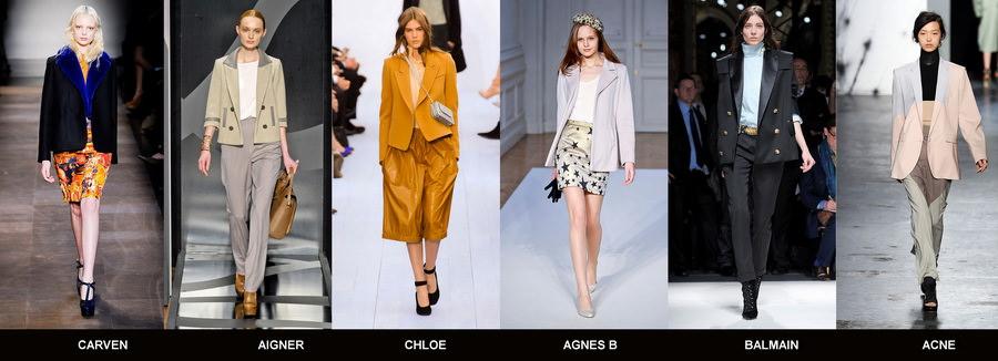Модные жакеты осени 2012 (6)
