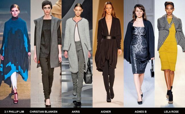 Модные кардиганы осени 2012 года (2)