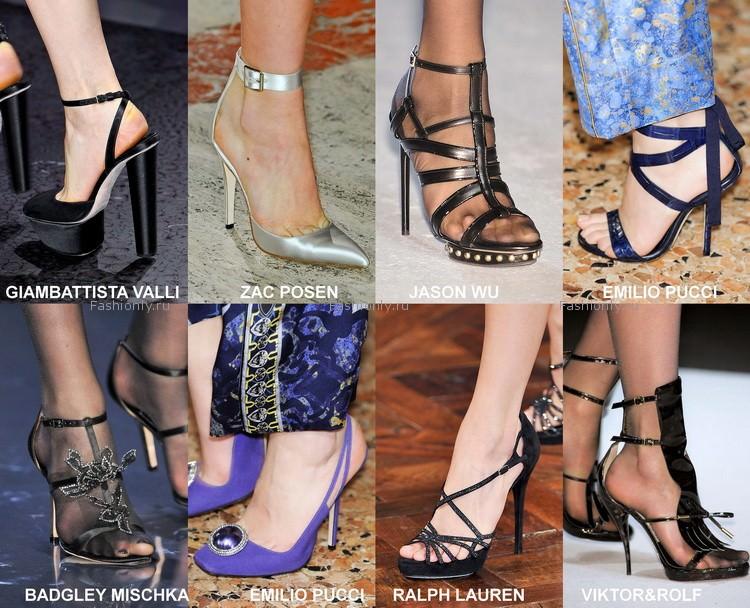 Самая модная обувь осени 2012 года (9)