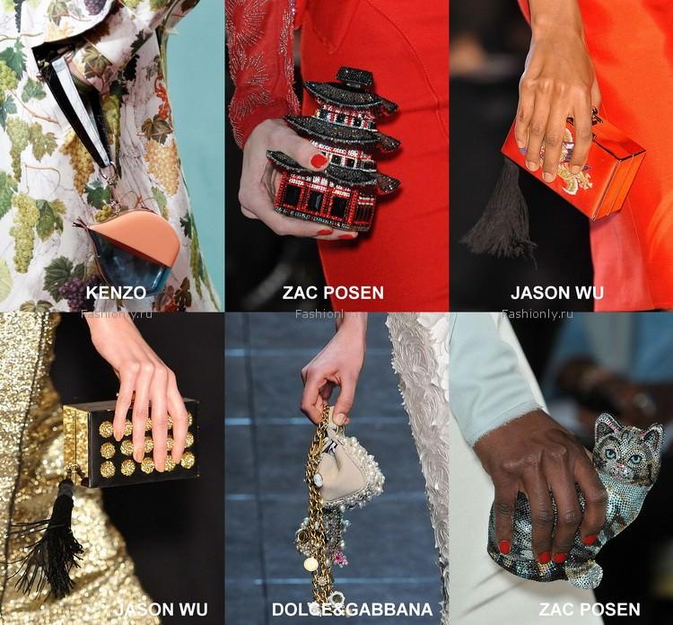 Модные сумки осени 2012 (7)