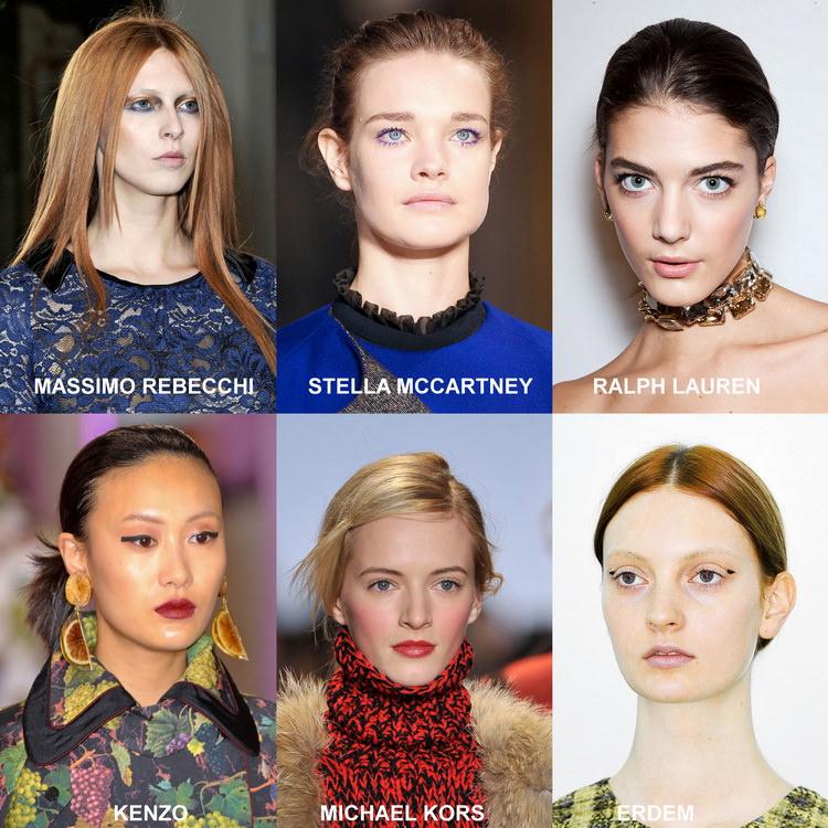 Модные прически осени 2012 (7)