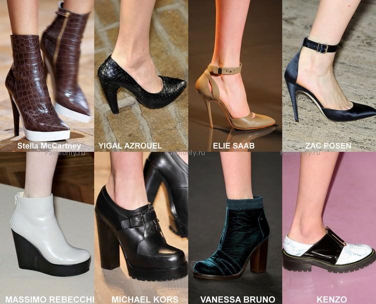 Самая модная обувь осени 2012 года (7)