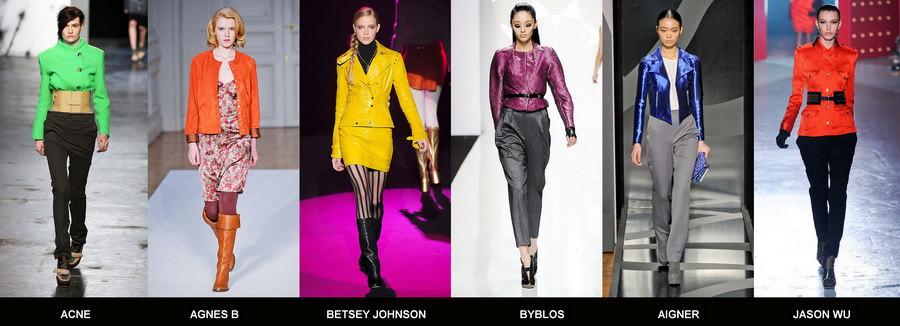 Модные жакеты осени 2012 (3)