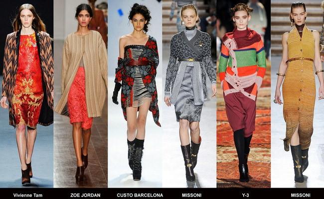Модные кардиганы осени 2012 года (7)