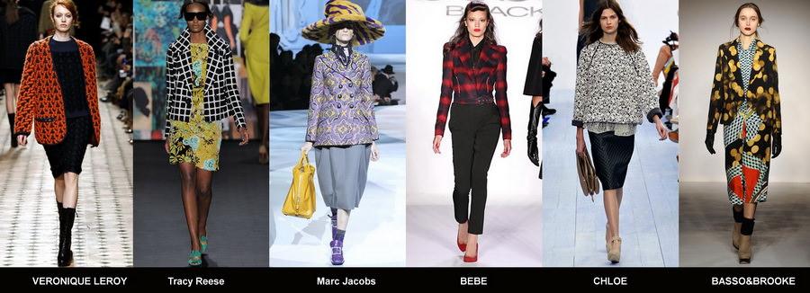 Модные жакеты осени 2012 (2)