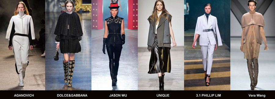 Модные укороченные куртки и жакеты 2012.