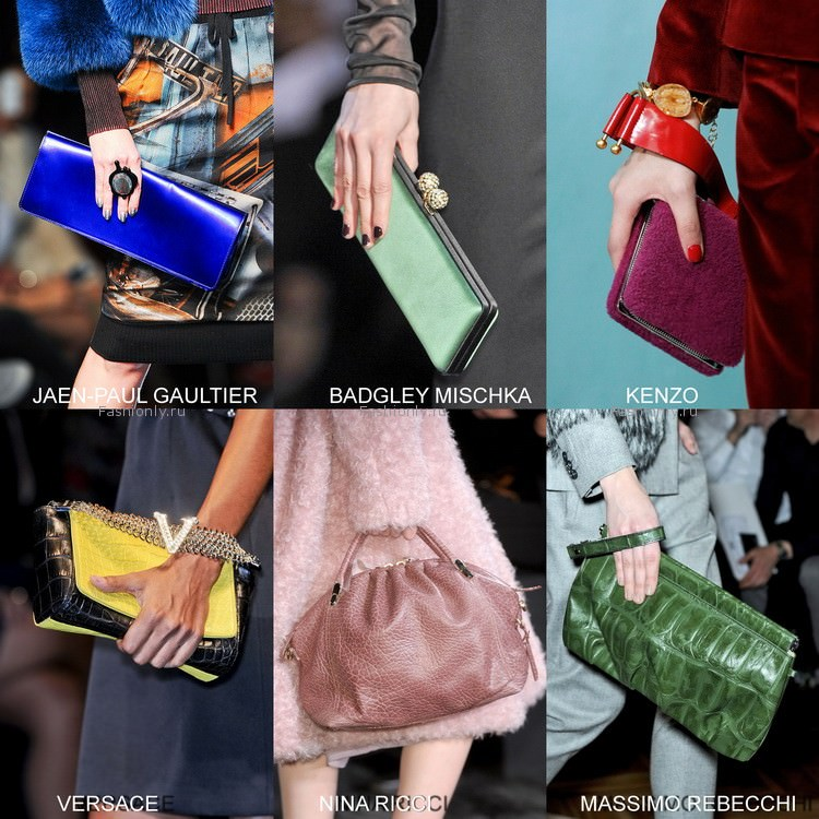 Модные сумки осени 2012 (8)