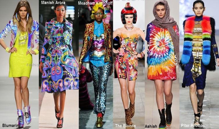 Модные тенденции осени 2012 — топ 7! Image