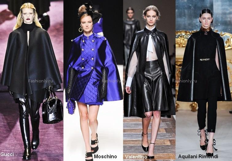 Модная одежда осени 2012 — топ 7 вещей Image