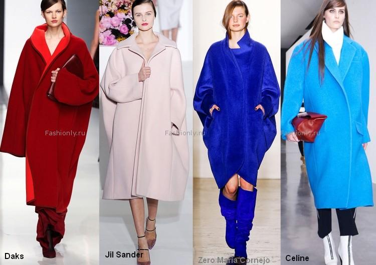 Модная тенденция осени 2012 - объемный верх