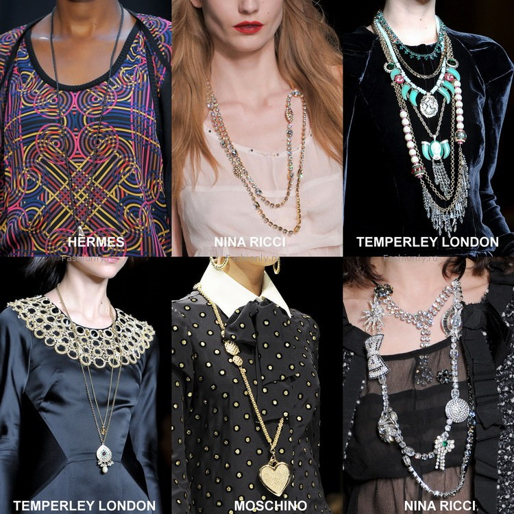 Модные украшения 2013 (2)