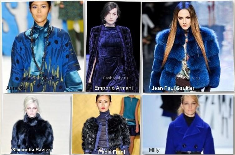 Что модно зимой 2012-2013 — 7 модных акцентов Image