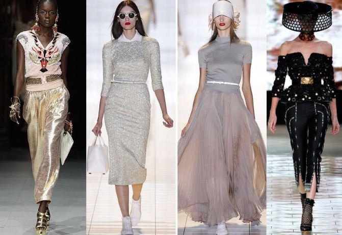 Модные ремни. Весна–лето 2013