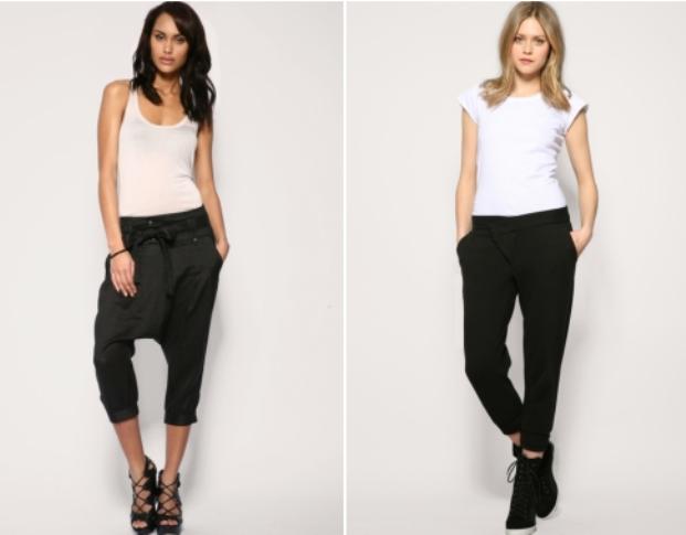 Укороченные брюки: как носить?