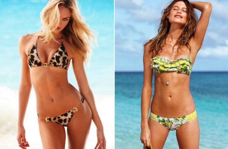 Тенденции пляжной моды 2013: VIctoria's Secret