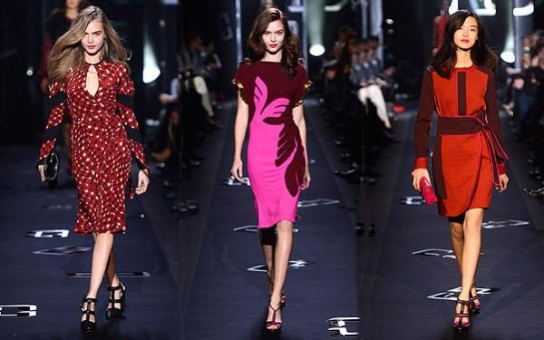 Платья-халаты в 2013 – 2014 Image