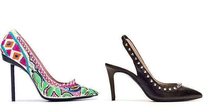 Летняя обувь 2013. Особенности различных моделей Image