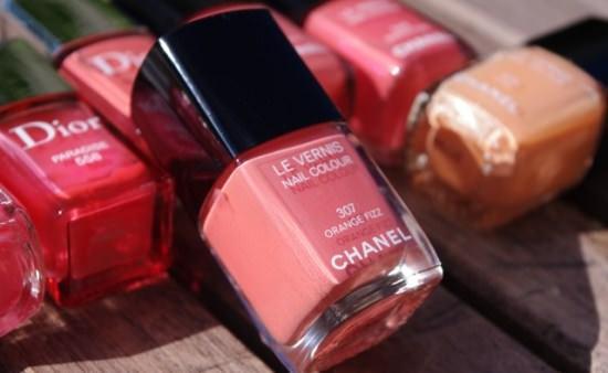 Лаки для ногтей Chanel - 5 топовых оттенков!