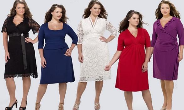 Вечерние платья 2013 для девушек с притягательными габаритами Image