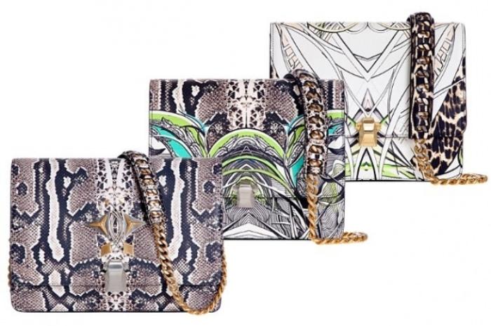 Коллекции сумок 2013: Roberto Cavalli