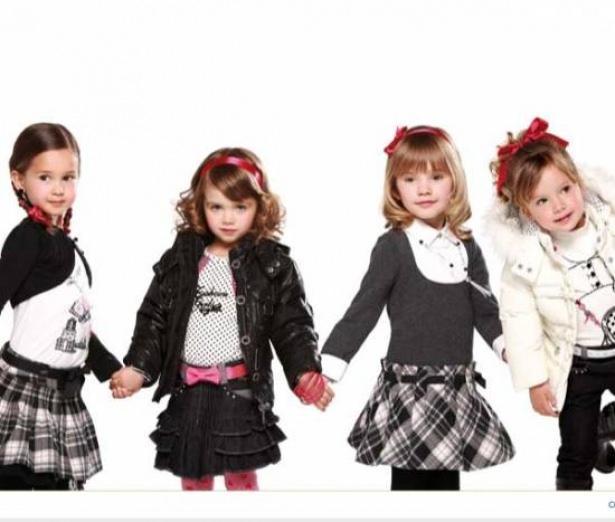 Родители своим чадам покупают дорогую одежду в модных бутиках, в т…