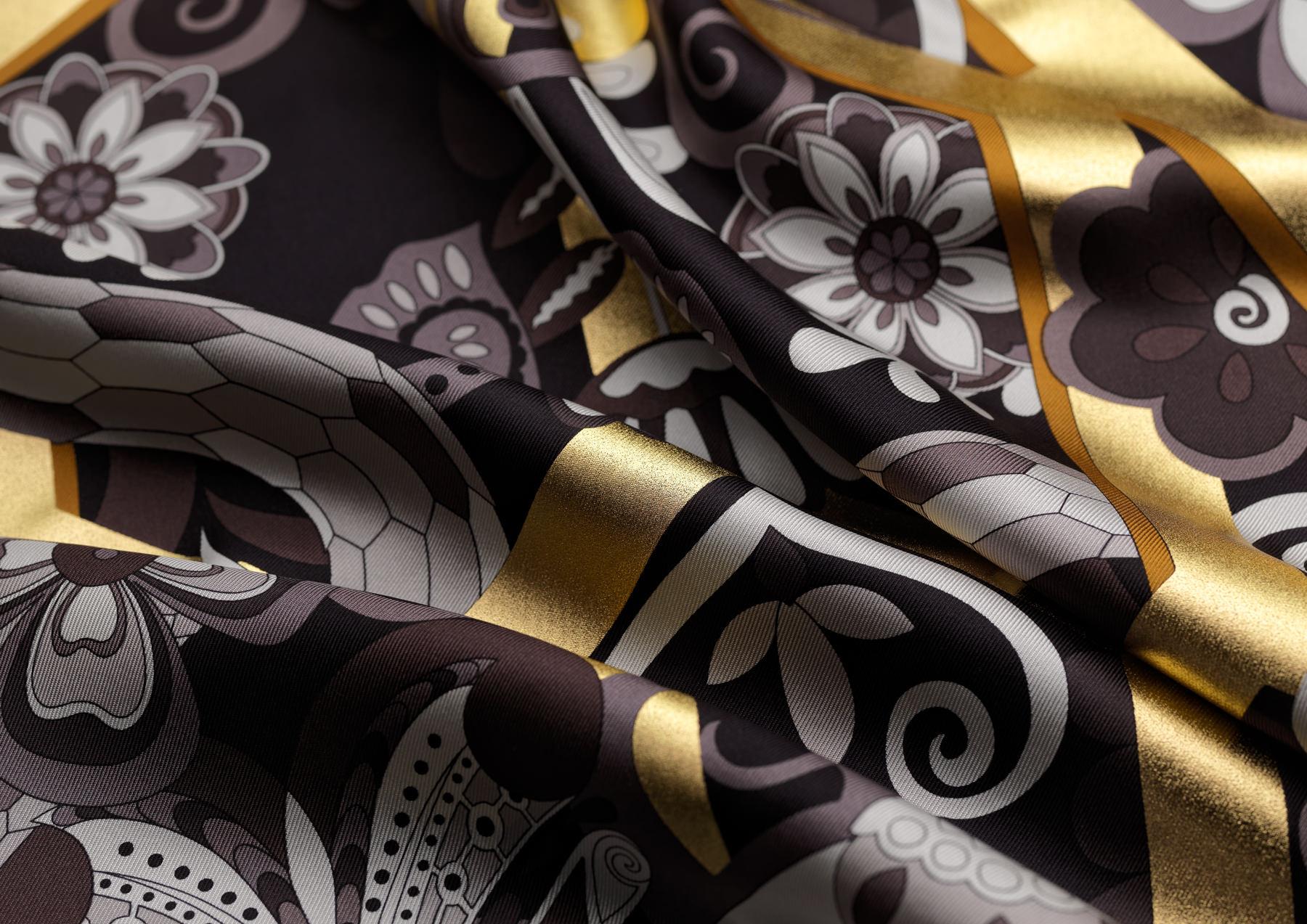 Красивый текстиль.
