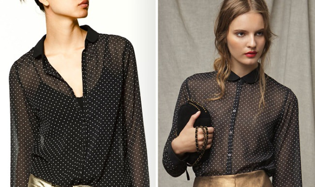 Прозрачные блузки: как носить?