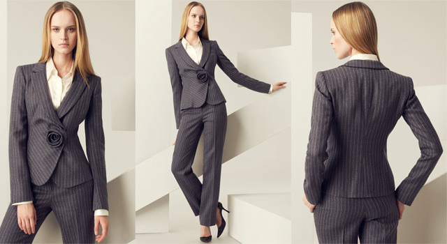 Мода делового стиля Image