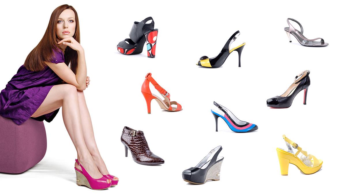 Покупка обуви Image