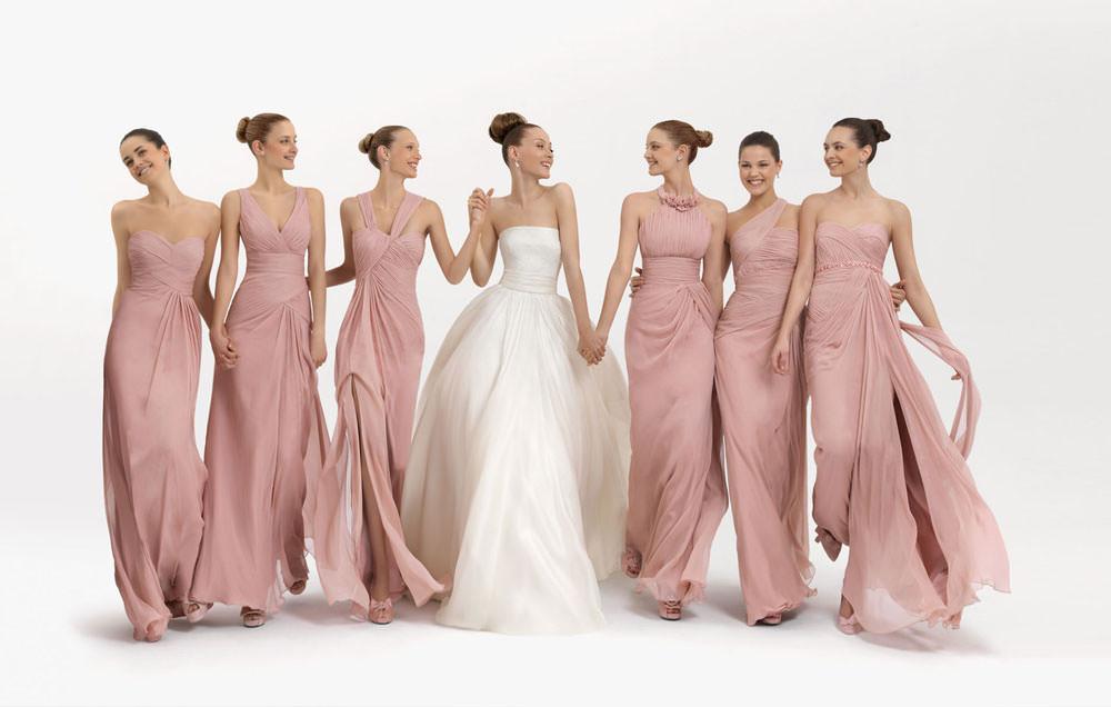 Платье для свадебной вечеринки