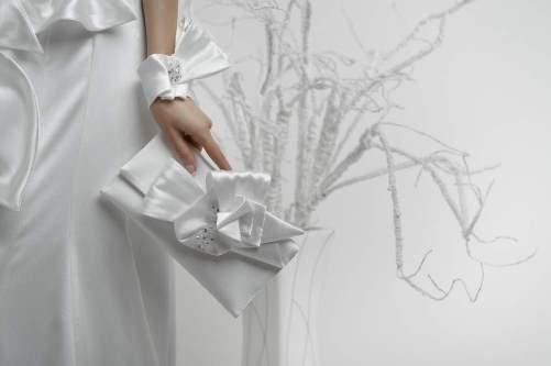 Свадебные аксессуары — сумочки для невест Image