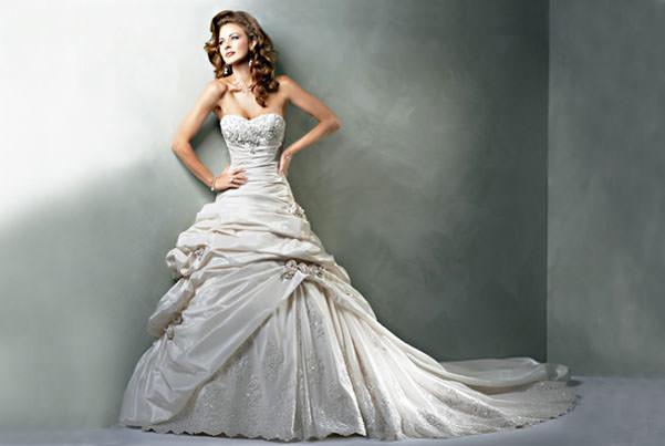 Мода 2013: Выбираем Свадебное платье Image