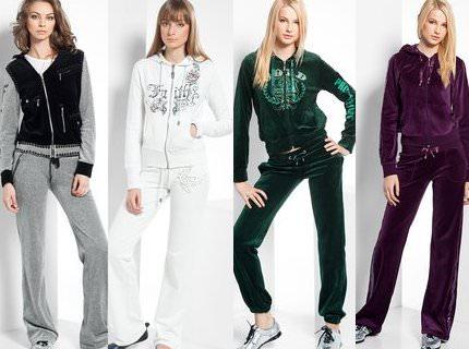 Спортивная одежда должна быть модной
