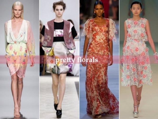 Тенденции Весны 2013!