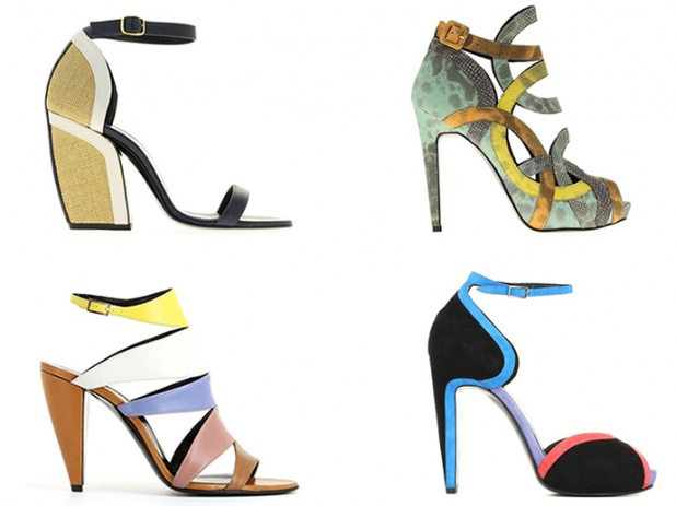 Летняя обувь 2013. Особенности различных моделей