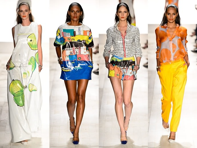 Мода лето 2013 года Image