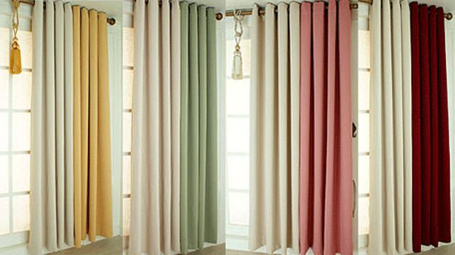 Модный дом: дизайн штор Image