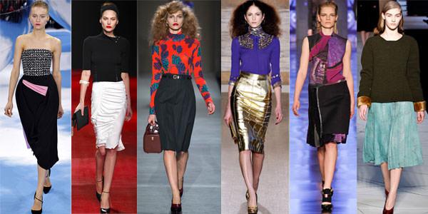 Важные мелочи стильных юбок 2013-2014 Image
