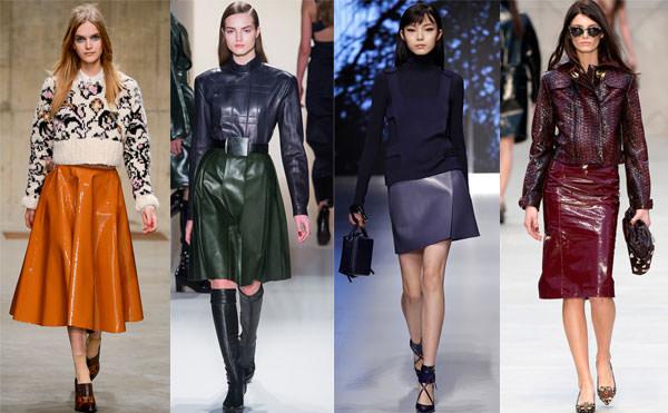 Важные мелочи стильных юбок 2013-2014