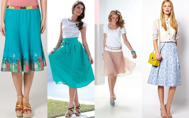 Какие юбки будут в моде летом 2013 года? Image