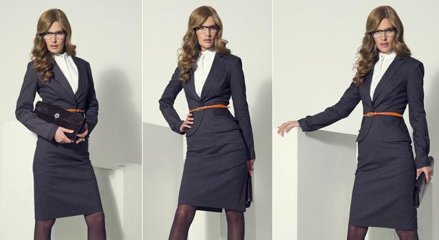 Мода делового стиля