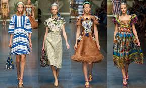 Модная одежда лето-осень 2013: вещи для различных случаев жизни Image
