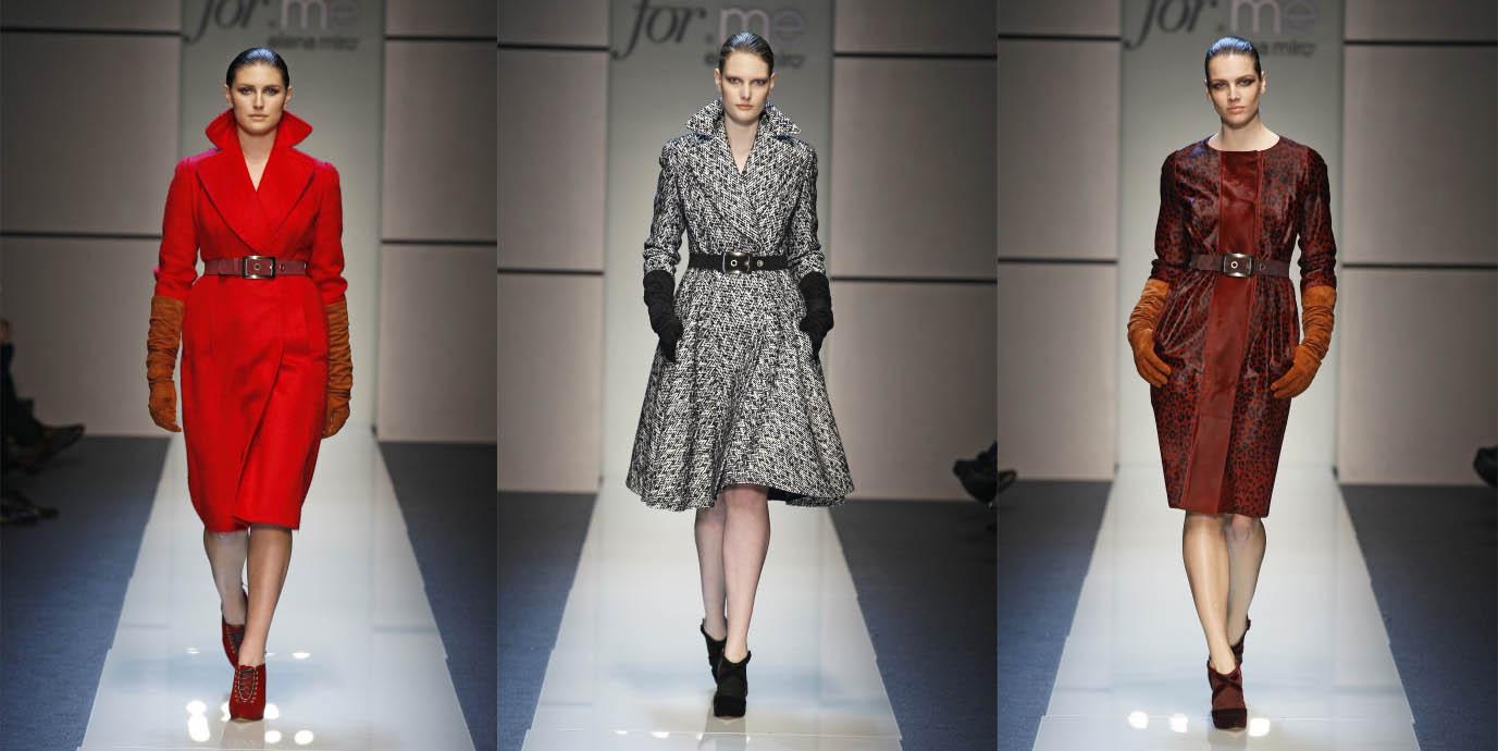 Мода для полных осень-зима 2013-2014