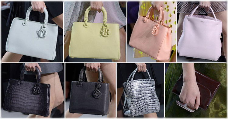 Модные сумки весна-лето 2013 Image