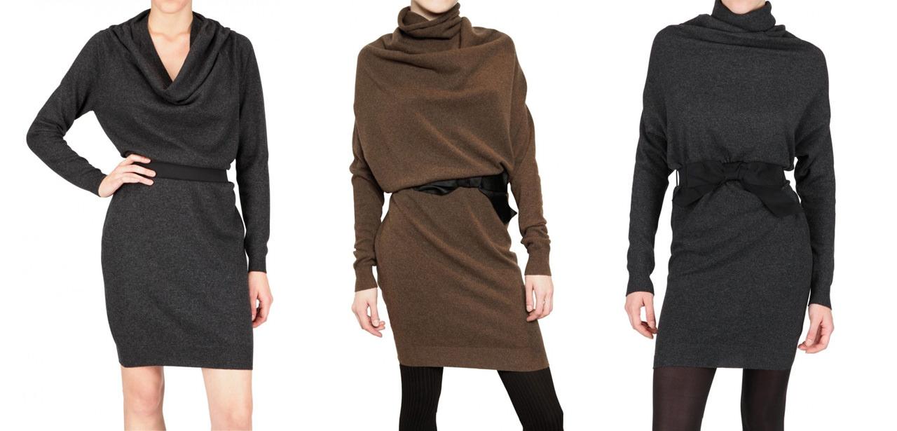 Как выбрать трикотажное платье? Image