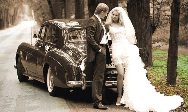 Наряд для свадьбы: уловки для стройности Image