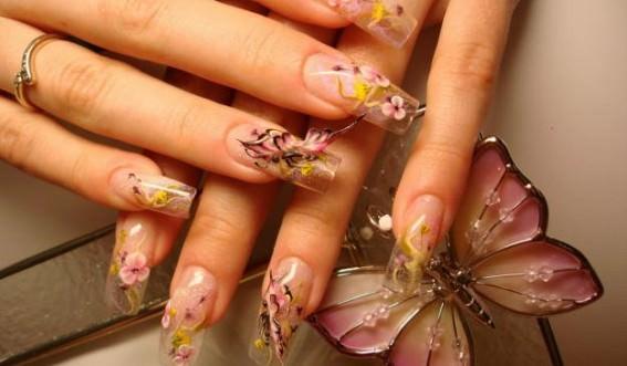 Красота крепких ногтей