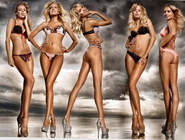 В моде новые стандарты идеальной груди Image