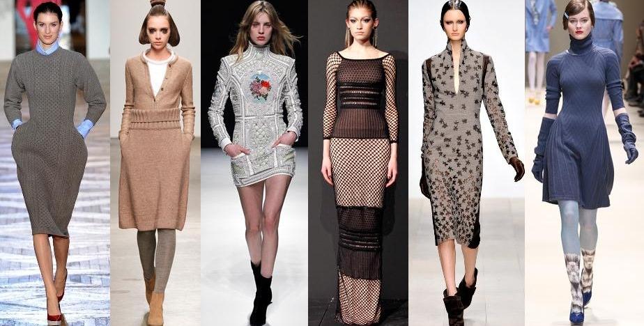 Тенденции трикотажной моды Image