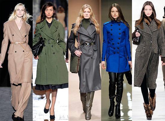 Модные пальто Image